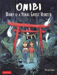 Tuttle Publishing's Onibi: Diary Of A Ghost Hunter Soft Cover # 1