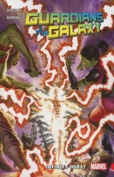 Marvel Comics's All-New Guardians of the Galaxy TPB # 3