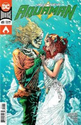 DC Comics's Aquaman Issue # 49
