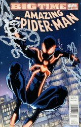Marvel Comics's Amazing Spider-Man Issue # 650b