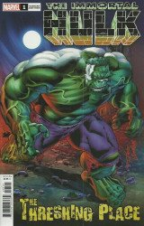 Marvel Comics's The Immortal Hulk: The Threshing Place Issue # 1b
