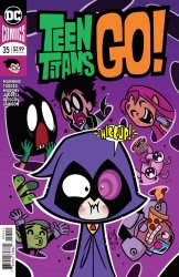 DC Comics's Teen Titans Go! Issue # 35