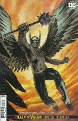 DC Comics's Hawkman Issue # 18b