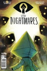 Titan Comics's Little Nightmares Issue # 2d