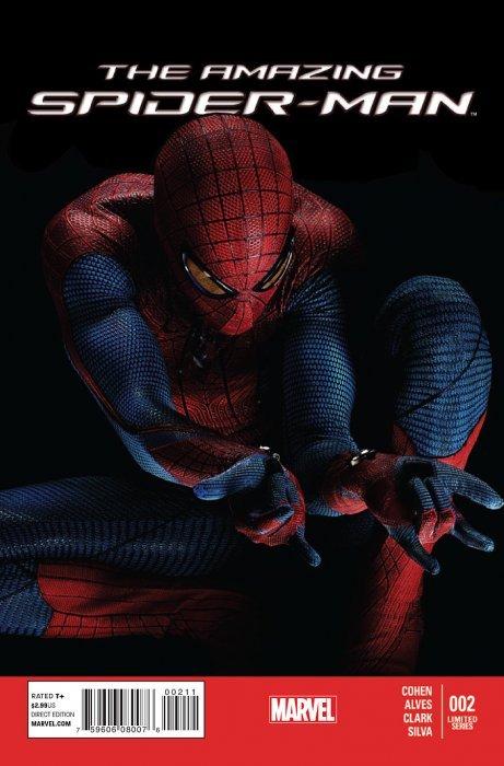 The amazing spider man movie adaptation 1 marvel comics - Marvel spiderman comics pdf ...