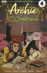 Archie Comics Group's Archie and Sabrina Issue # 708b