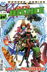 DC Comics's Young Justice Issue # 7