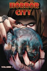 Caliber Entertainment's Horror City Soft Cover # 1