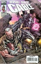 Marvel Comics's Cable King Size # 1