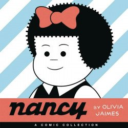 AMP's Nancy By Olivia James: A Comic Collection Hard Cover # 1