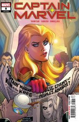Marvel Comics's Captain Marvel Issue # 8