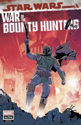 Marvel Comics's Star Wars: War of the Bounty Hunters - Alpha Issue # 1izzys-a