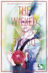 Image Comics's The Wicked + The Divine Issue # 40c