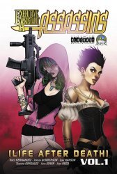 Aspen Entertainment's Executive Assistant: Assassins TPB # 1