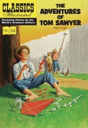 Classics Illustrated Comics's Classics Illustrated: The Adventures of Tom Sawyer TPB # 1
