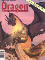 Wizards of the Coast's Dragon Magazine Issue # 146