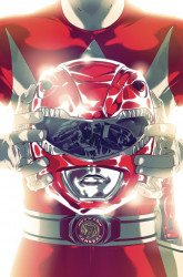 BOOM! Studios's Mighty Morphin Power Rangers Issue # 41b