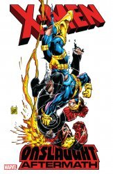 Marvel Comics's X-Men: Onslaught Aftermath TPB # 1