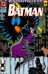 DC Comics's Batman Issue # 503b