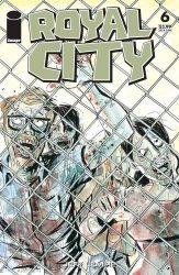 Image Comics's Royal City Issue # 6c