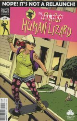 Chapter House Publishing Inc.'s The Pitiful Human-Lizard Issue # 10