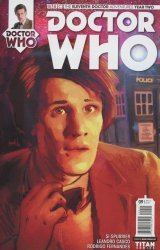 Titan Comics's Doctor Who: 11th Doctor - Year Two Issue # 9