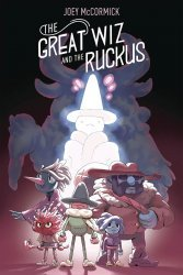 BOOM! Studios's The Great Wiz and the Ruckus Soft Cover # 1