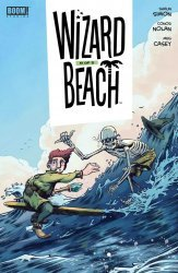 BOOM! Studios's Wizard Beach Issue # 2