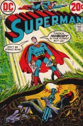 DC Comics's Superman Issue # 257