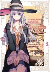 Square Enix Manga's Wandering Witch Soft Cover # 2