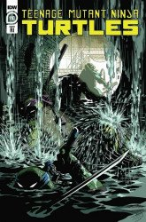 IDW Publishing's Teenage Mutant Ninja Turtles Issue # 110ri