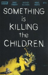 BOOM! Studios's Something is Killing the Children Issue # 4