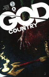 Image Comics's God Country Issue # 4