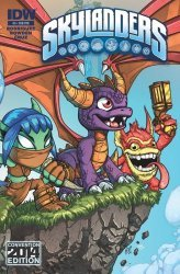 IDW Publishing's Skylanders Issue # 0