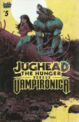 Archie Comics Group's Jughead The Hunger Versus Vampironica Issue # 5c