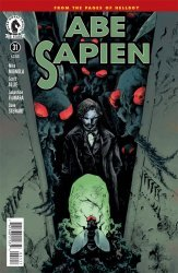 Dark Horse's Abe Sapien Issue # 31