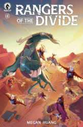 Dark Horse Comics's Rangers of the Divide Issue # 1