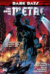 DC Comics's Dark Days: The Road To Metal  Hard Cover # 1
