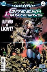 DC Comics's Green Lanterns Issue # 31