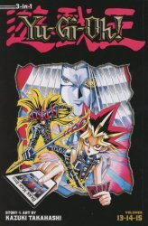 Viz Media's Yu-Gi-Oh! 3-In-1 Edition TPB # 13-15