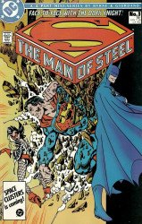DC Comics's The Man of Steel Issue # 3