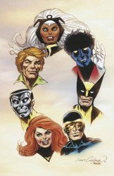 Marvel Comics's Giant-Size X-Men Tribute Giant Size # 1e