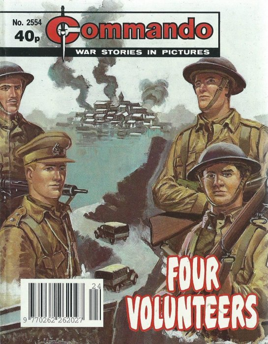 COMMANDO WAR STORIES IN PICTURES X 9 ISSUES.-1002-33-62-69-72-74-83-87-99