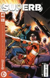 Lion Forge Comics's Catalyst Prime: Superb Issue # 4