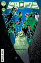 DC Comics's Green Lantern Issue # 2