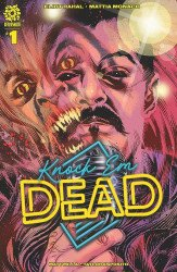 AfterShock Comics's Knock Em Dead Issue # 1b