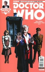 Titan Comics's Doctor Who: 3rd Doctor Issue # 5