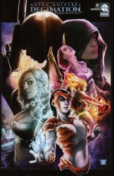 Aspen Entertainment's Aspen Universe: Decimation Issue # 2c