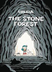 Nobrow Press's Hilda and the Stone Forest Hard Cover # 1