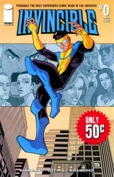 Image Comics's Invincible Issue # 0